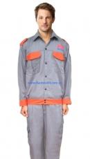 Quần áo phối mầu (Các mầu, các chất vải)