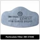 Tấm lọc bụi 3M - 3744 - Dùng trong môi trường bụi, bụi hơi nước.