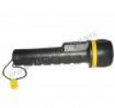 Đèn pin cao su chịu nước 2 pin, LDHQ