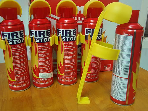 Bình cứu hỏa mini Firestop - Mua buôn xin liên lạc