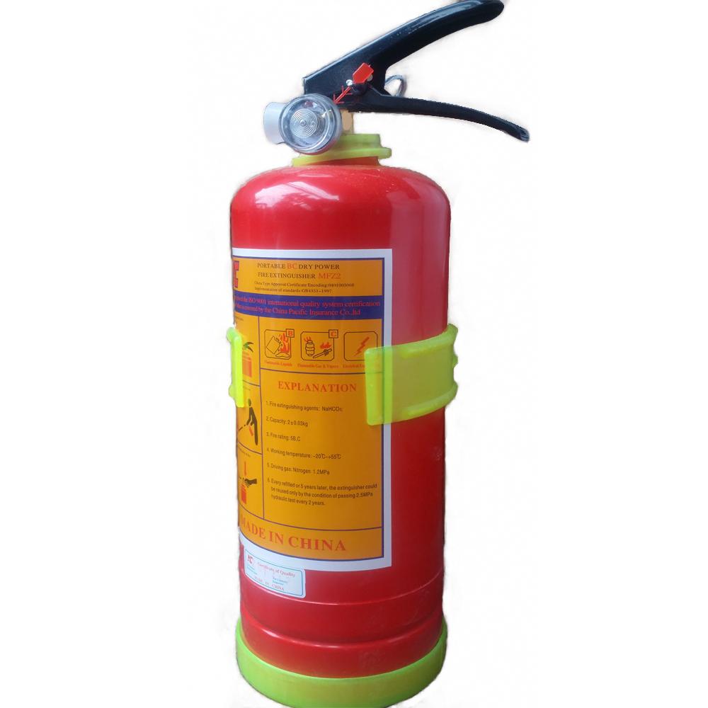 Bình cứu hỏa 2kg cho xe Ôtô