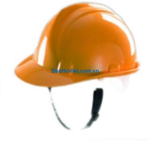 Mũ nhựa Nhật Quang quai trong - Các mầu